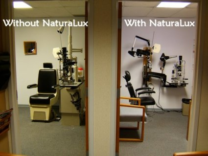 See the Difference NaturaLux Filters Make in Your Office!